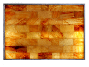 Medium Himalayan Salt Wall Panel