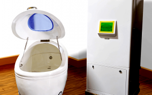 Sensory Deprivation Float Tank