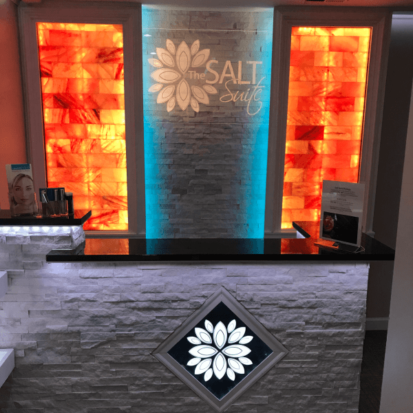 2'x5' Salt Walls in Spa