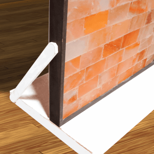 PEDESTAL BASE FOR 4′ WIDE SALT WALL PANELS