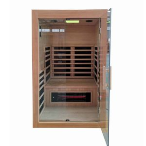 ULTIMATE FULL SPECTRUM INFRARED SAUNA (two person)